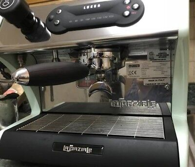 La Spaziale, Lucca a53 deluxe home espresso machine, light green