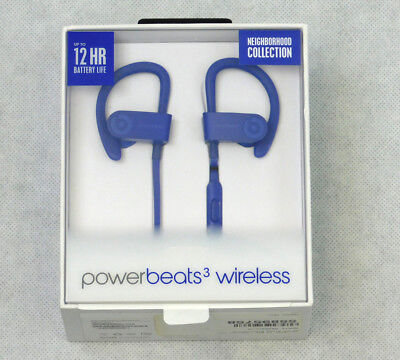 9c7e2547010 Beats by Dre Powerbeats3 Powerbeats 3 Wireless In Ear Headphones Blue Break  Blue