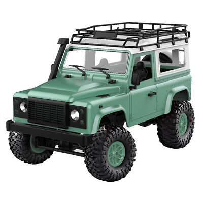 1/12 4WD 2.4GHz DIY Electric Off-Road Car Military Truck RC Crawler Kit For Kids