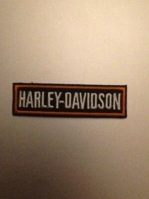Harley Davidson Patch - Embroidery or Iron On