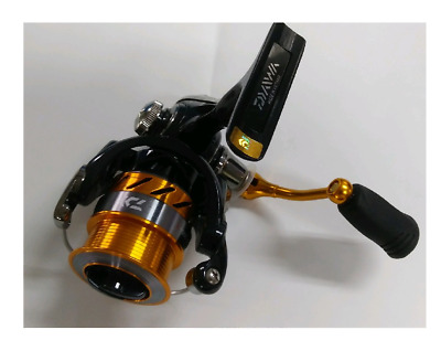 SALE) DAIWA REVROS A Spinning Fishing Reel  4+1 Bearing Recommended