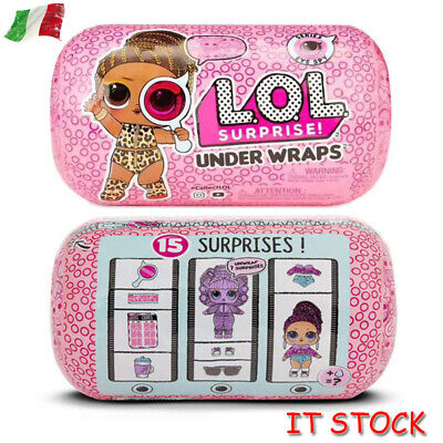 IT LOL Sorpresa Eye Spy Series Under Wraps Capsule Big Sister Doll NAVI VELOCE