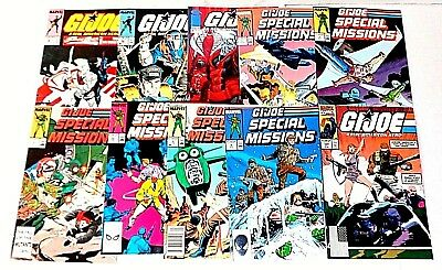 G.I. JOE COMIC BOOK LOT MARVEL COMICS see more GREAT COMIC LOTS ON AUCTION CL50