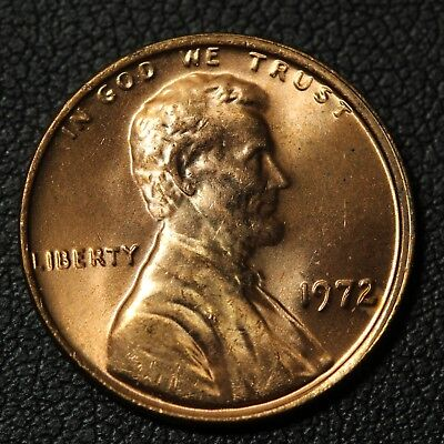 1972 Doubled Die Obverse Lincoln Memorial Cent Penny Die #???