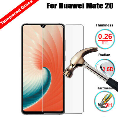 Premium Tempered Glass Film Screen Protector For Huawei Mate 20 20 Pro 20 Lite