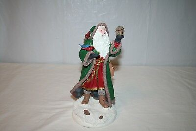 Duncan Royale Santa's Choir 4th Redemption Piece 1996 Collector's Club