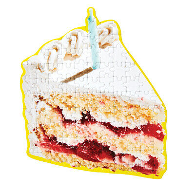 NEW Areaware Little Puzzle Thing Birthday Cake 70pce