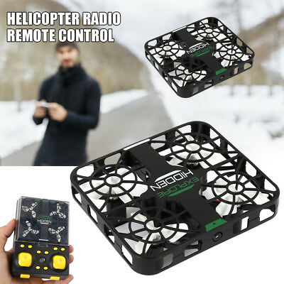 Helicopter Radio Remote Control Auto-Fllow Facial Fecognition HD Camera Drone