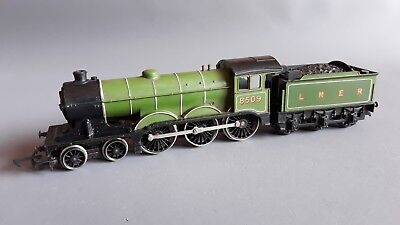 Hornby R866 Lner B12 Very Good Runner Fair Condition Unboxed Oo Gauge(Jx)