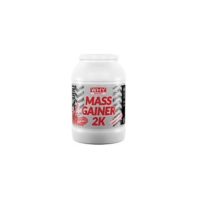 Why Sport mass gainer MEGA MASS 2K CACAO