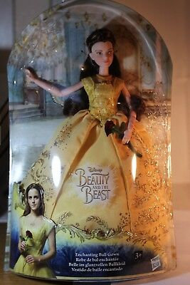 Disney Beauty and the Beast Belle Doll, Official