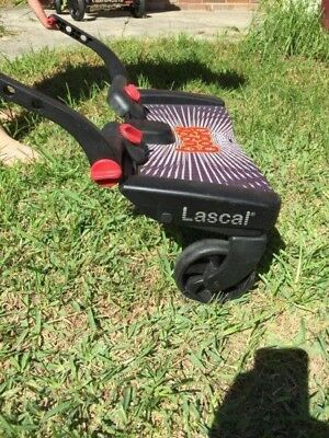 Lascal buggy board maxi older child can ride for stroller pram