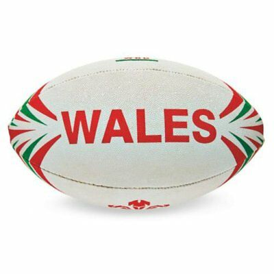 Wales R.U. Rugby Ball Midi Official Merchandise