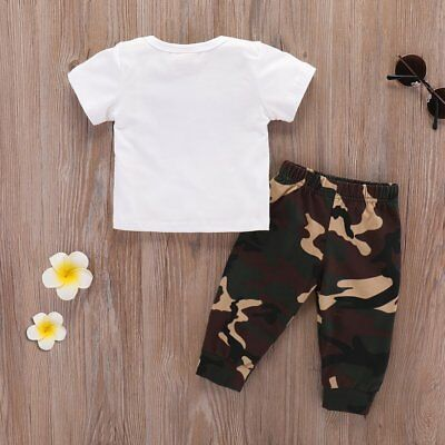 Slingshot Short-sleeved Camouflage Pants Two-piece - Camouflage -70 Yards NS