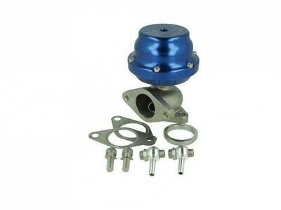 Wastegate TiAL F38, blau, 0,6bar