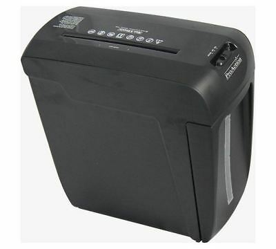 ProAction Paper Shredder 8 Sheet 10 Litre Cross Cut A4 Auto on Reverse