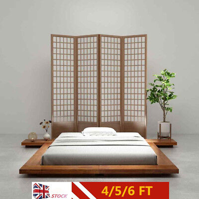 Solid Mahogany Gothic Style Empire Bed 4 6 Double 5 King Or 6