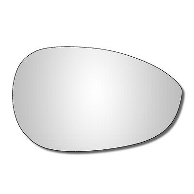 Fiat Punto Mk2 Hatchback 1999-2006 Heated Convex Wing Mirror Glass Drivers Side