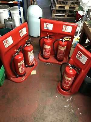 fire extinguisher Chubb Foam And Carbon Dioxide Job Lot