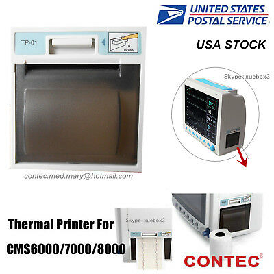 USA WAREHOUSE, THERMAL printer recorder for CONTEC Patient
