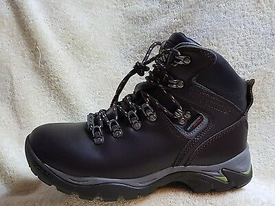 10819fd5306 KARRIMOR WTX WEATHERTITE Xtreme Ladies walking boots Leather Brown UK 4 EU  37