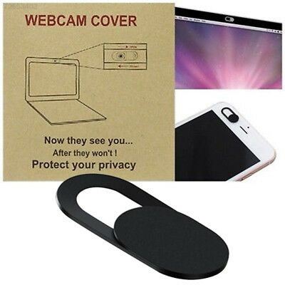AA34 Webcam Camera Cover Black For Moblie Phone Laptop Tablet PC Privacy Protect