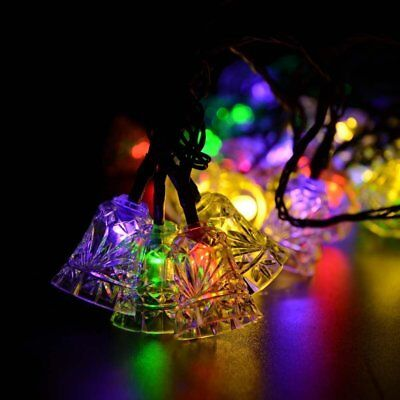 Light string Christmas series solar led strip light decorative ball Snowflake
