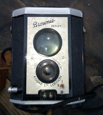 Kodak Brownie Reflex Camera Vintage