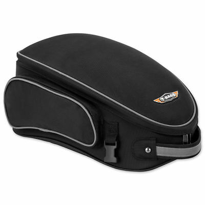 T-Bag DayTripper Motorcycle Tail Bag Mount on Harley Style Seat or Rear Fender