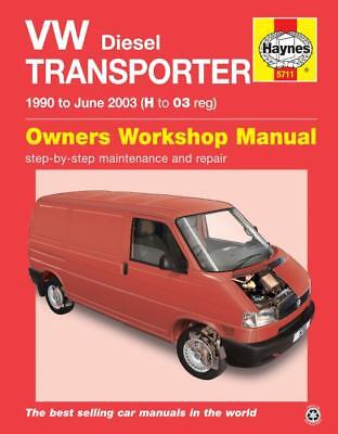 Vw transporter (82-90) service and repair manual: amazon. Co. Uk.
