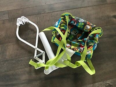 Evenflo Johnny Jump Up Bumbly Doorway Baby Jumper Jump Up ExerSaucer
