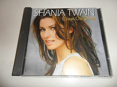 Cd  Come on Over von Shania Twain (1999)
