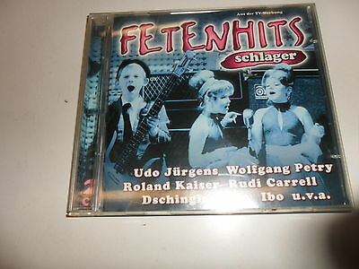 Cd   Various  ‎– Fetenhits - Schlager