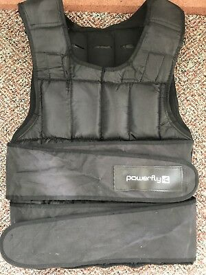 Powerfly 15kg Weighted Vest