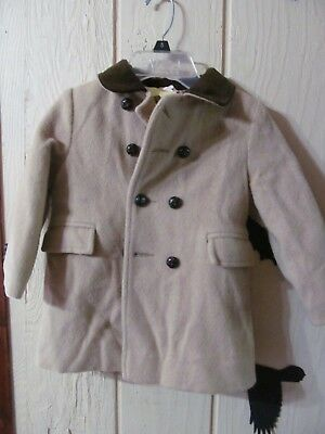Fieldston Clothes Brown Jacket / Coat for Kids Size 3
