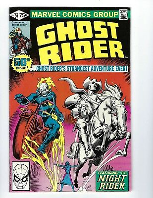 Ghost Rider #50 (1980) DOUBLE-SIZED SPECIAL - HIGH GRADE