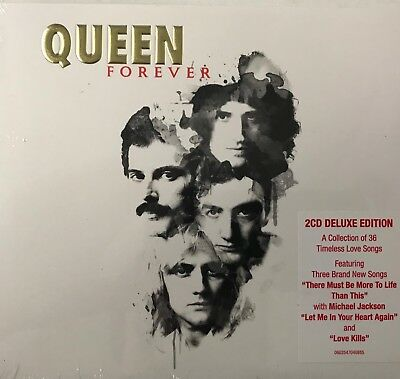 Queen- Forever (Greatest Hits)(2xCD) New Sealed Free P&p