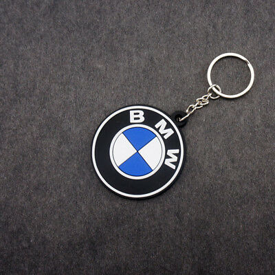 Keychain Key Ring Rubber Motorcycle Key Chain For BMW R1200RT F800GT S1000RR