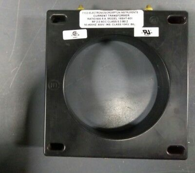 "19Sht-601 - Intstrument Transformers - C/t 600/5 4.25"" Window"