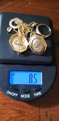 LOT OF 8.5 GRAMS of 14K Gold - Some Good and Some Scrap
