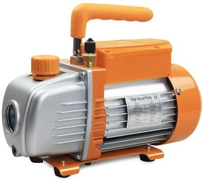 BACOENG 3 CFM 1 Stage Vacuum Pump 240V AU Plug For Air Conditioning HVAC,