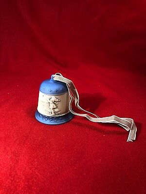 MJ Hummel Goebel Christmas Bell Series 1990 Ornament HUM776