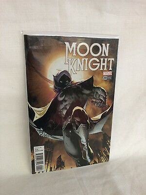 Marvel Moon Knight #200 1:25 VAR CVR by Philip Tan, Max Bemis & Jacen Burrows