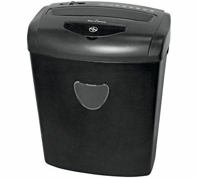 ProAction CD Paper Shredder 10 Sheet 21 Litre Cross Cut A4 Auto on Reverse