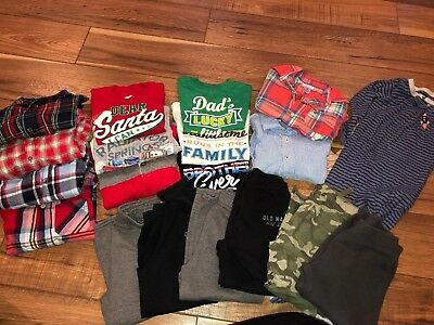 Huge Lot Of Toddler Boy Clothes Size 3T