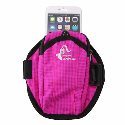 Gym Jogging Sports Armband Wrist Bag Pouch Case For iPhone 6 5S 5C 5 4S 4 AS