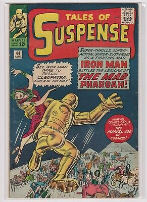 Tales of Suspense #44 (1st app of the Mad Pharoah)