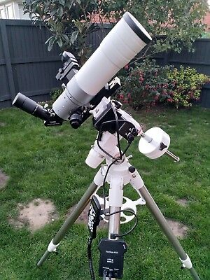 Celestron Cg4 / Eq3-2 Mount With Polarscope And Synscan