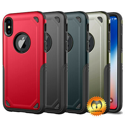 Mosafe® Shockproof Bumper Hard Case Cover for iPhone 11 Pro, XS Max XR  8 7 Plus