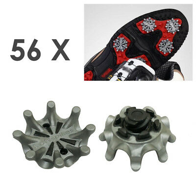 9dc80dc2d3d0ac Golf Shoe Spikes Replacement Cleat Studs Soft Fast Twist Pins For Footjoy  Gray